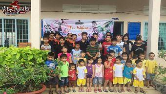 Bang hội trong VLTK Mobile nhân buổi Offline đi làm từ thiện