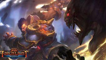 Run sợ trước sức chiến đấu khủng khiếp của game thủ Torchlight Mobile