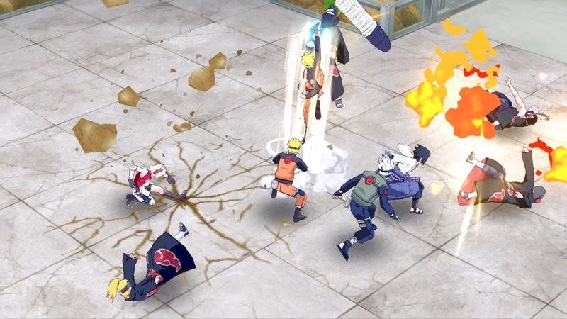 Naruto X Boruto Ninja Voltage - Game Naruto mới mang lối chơi cực dị lên Mobile