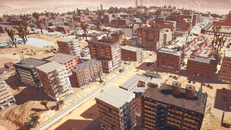 Tận mắt chứng kiến Map mới của PlayerUnknown's Battlegrounds
