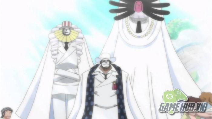 Top 10 nhân vật mạnh và bí ẩn nhất trong One Piece