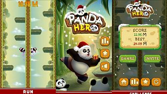 [Review] Panda Hero – Muốn thành cao thủ võ lâm, phải thử game này!