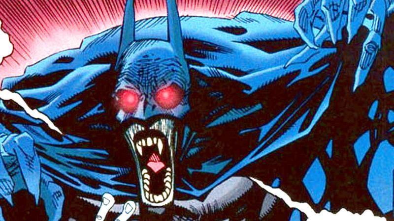 Top 10 phiên bản quái dị nhất của Batman