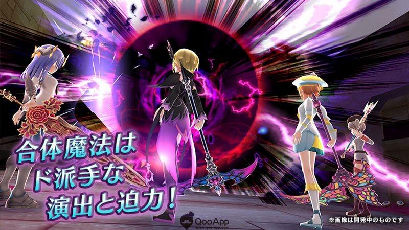 Mashiro Uitchi – Đại chiến ma pháp chính thức hé lộ gameplay cực chất trên mobile