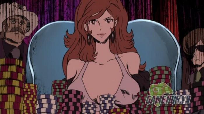 Ngất ngây với 10 nhân vật nữ quyến rũ nhất trong anime/manga (P.1) - ảnh 7