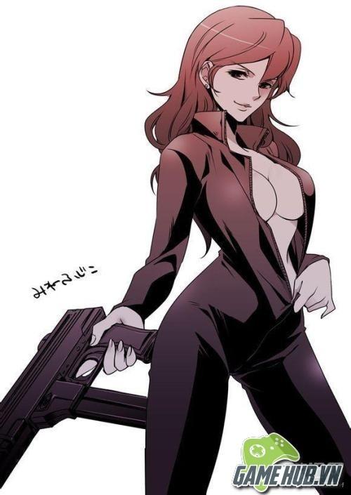 Ngất ngây với 10 nhân vật nữ quyến rũ nhất trong anime/manga (P.1) - ảnh 6