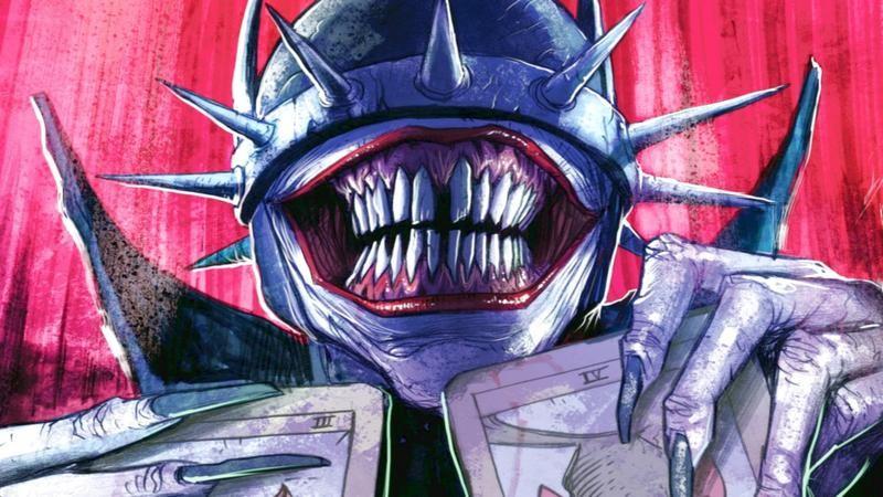 The Batman Who Laughs - Batman phiên bản Joker và 7 Robin ăn thịt người