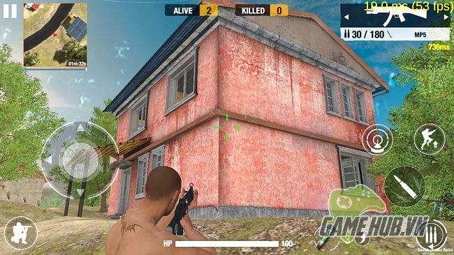 Bullet Strike đánh tiếng Alpha 4 - Thêm nhân vật nữ và giáp chống đạn - ảnh 4