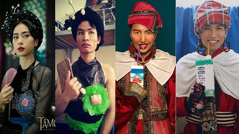 Những màn cosplay người nổi tiếng siêu bá đạo của chàng trai 9x