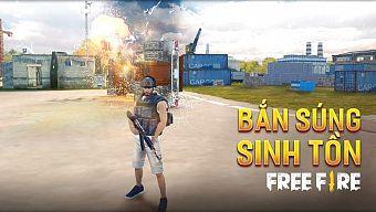 Free Fire Battle Royale - Thêm Game Mobile giống PUBG tại Việt Nam