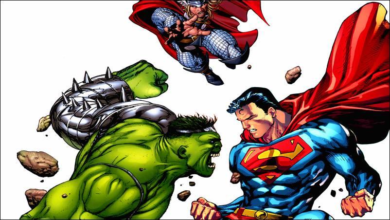 Điểm danh 12 cái tên có thể thịt Hulk trong 1 nốt nhạc