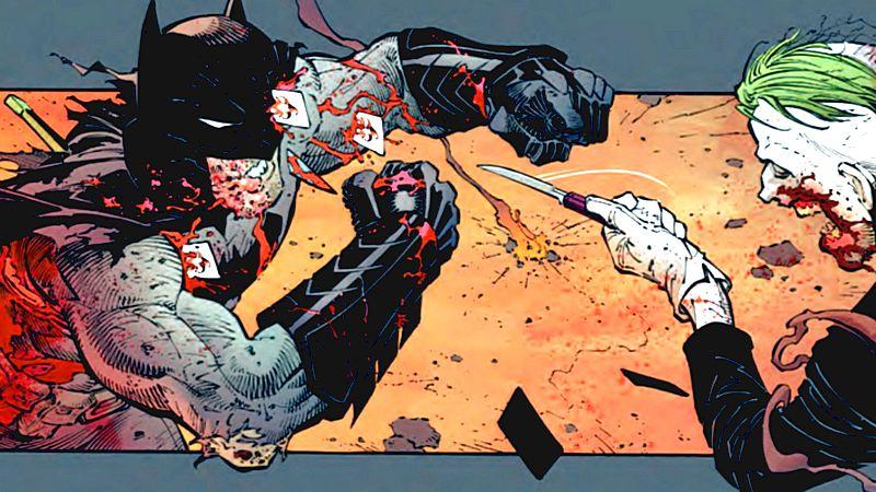 15 kẻ vô danh từng đả bại Batman