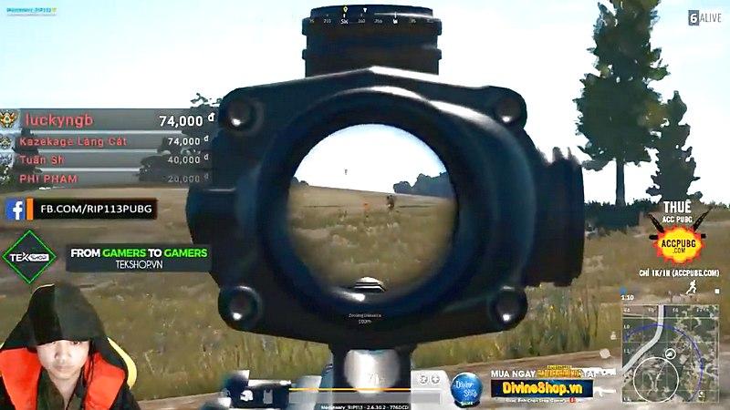 Game thủ Việt đạt kỷ lục trong PUBG với 43 Kill