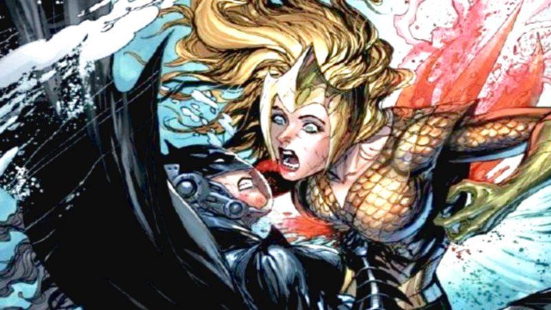 Khi Batman phiên bản nữ giết sạch Justice League để báo thù người yêu