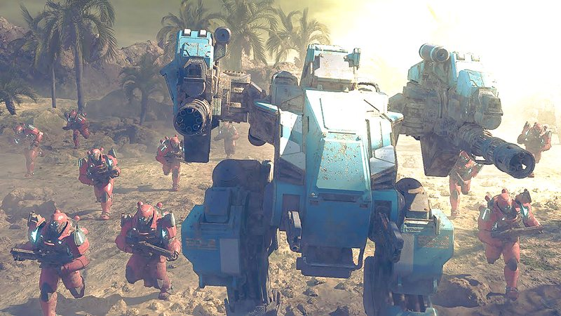 Battle for the Galaxy - Game Mobile 3 năm tuổi vẫn có 250 ngàn người chơi/ngày
