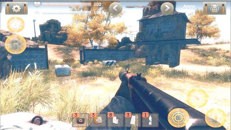 The Sun: Origin - Quá đẹp, quá chất.. không thể tin đây là FPS Mobile