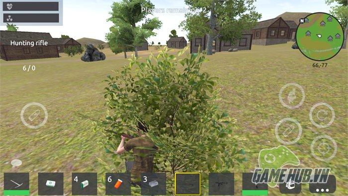 TIO: Battlegrounds Royal - Game Mobile giống PUBG cho 24 game thủ chiến nhau
