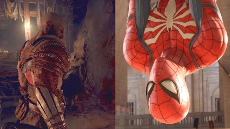 Tổng hợp Trailer khủng nhất ở event PS4 đêm qua - God of War và Spider-Man xưng bá