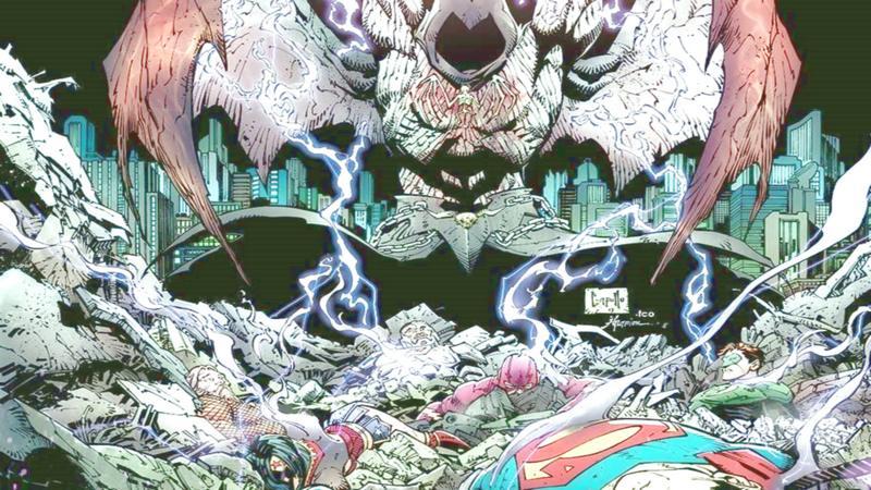 Barbatos - Kẻ cầm đầu những Batman bệnh hoạn là ai?