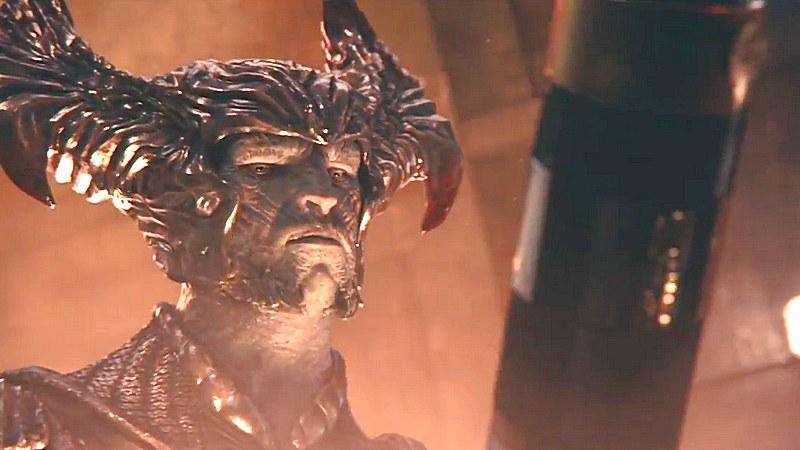Justice League tung 1 loạt Clip mới - Lộ mặt đại ác nhân Steppenwolf