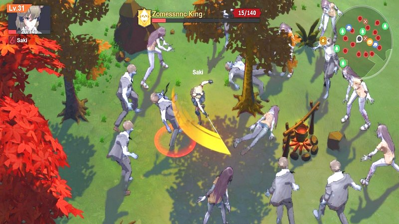Zgirl 2: Last One - Khi game gây nghiện Last Day on Earth mang style... Anime