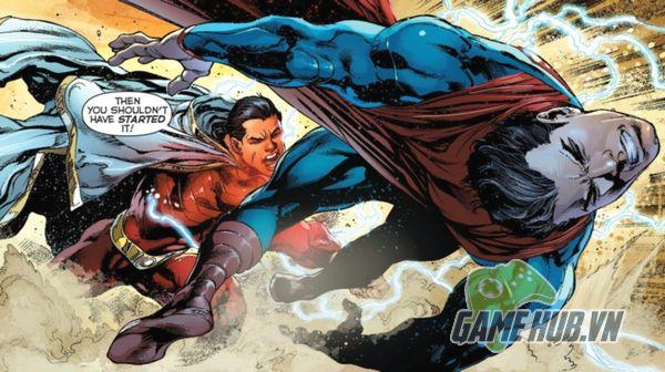 10 cái tên có thể dần nhừ tử Superman - ảnh 3