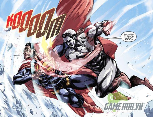 10 cái tên có thể dần nhừ tử Superman - ảnh 1