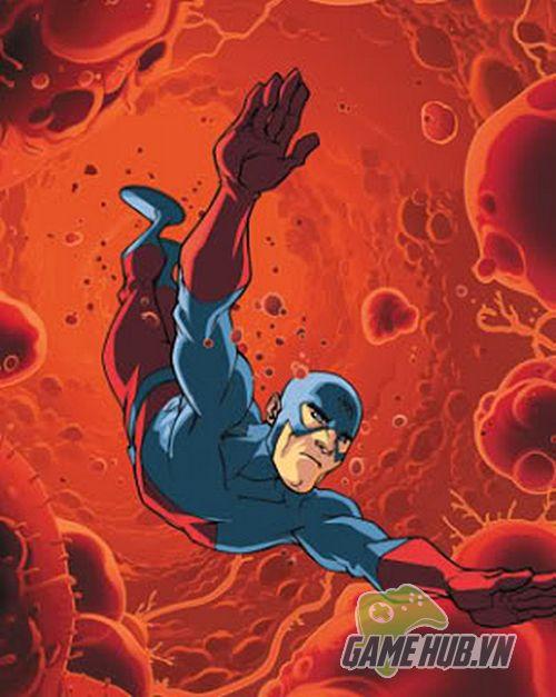 10 cái tên có thể dần nhừ tử Superman - ảnh 2