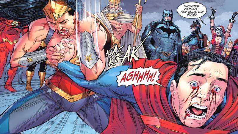 10 cái tên có thể dần nhừ tử Superman
