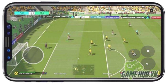 Tải ngay PES 2018 - Siêu phẩm game bóng đá vừa lên Mobile - ảnh 2