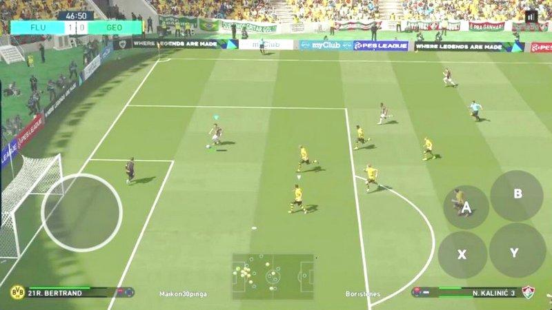 Tải ngay PES 2018 - Siêu phẩm game bóng đá vừa lên Mobile