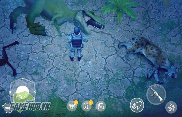 Jurassic Survival - Sinh tồn trước khủng long trong game chuẩn Last Day on Earth - ảnh 2