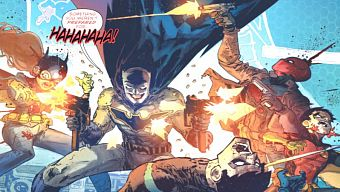 batman, batman 2017, batman vs joker, batman vs justice league, dark nights: metal, joker, justice league, phim justice league, the batman who laughs, truyện batman