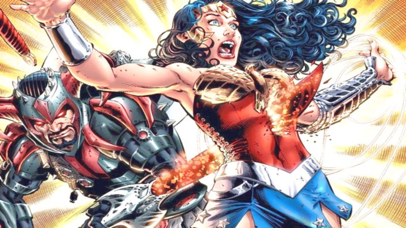 Steppenwolf - Đại ác nhân trong phim Justice League là ai?