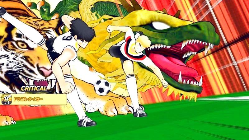 Đăng ký ngay Captain Tsubasa: Dream Team - Bản Mobile của huyền thoại Manga