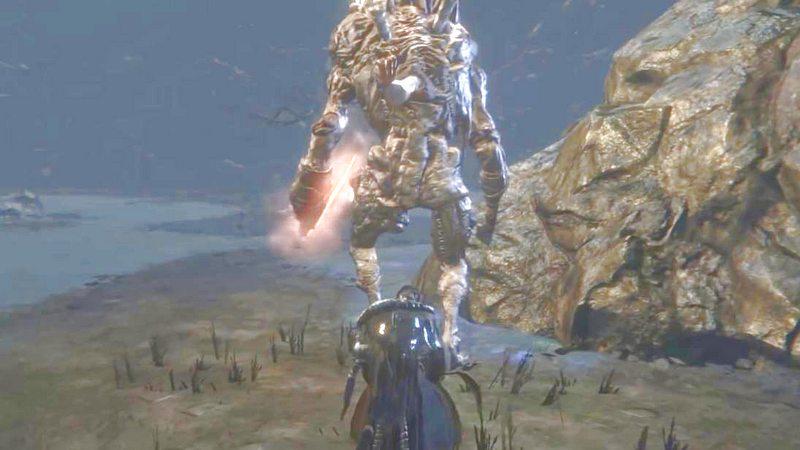Mất 3 năm người chơi mới tìm được quái vật ẩn trong game