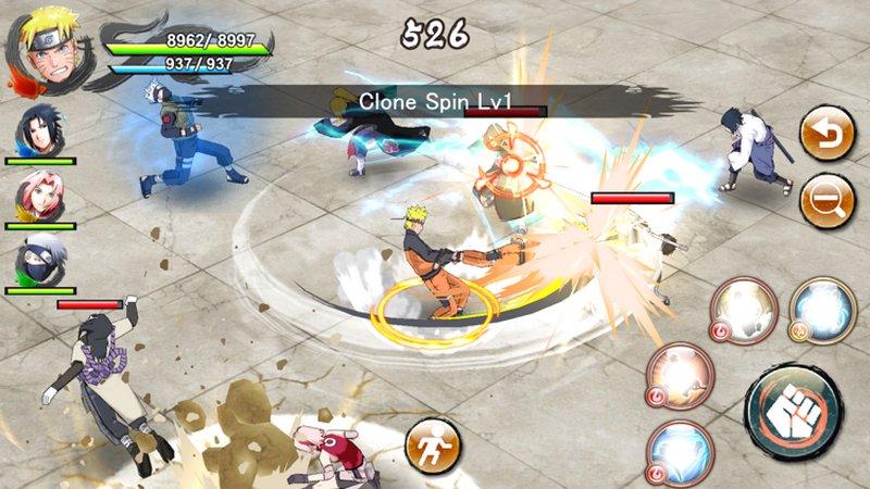 Chiến ngay Naruto X Boruto Ninja Voltage - Siêu phẩm Naruto vừa đạp cửa Mobile!