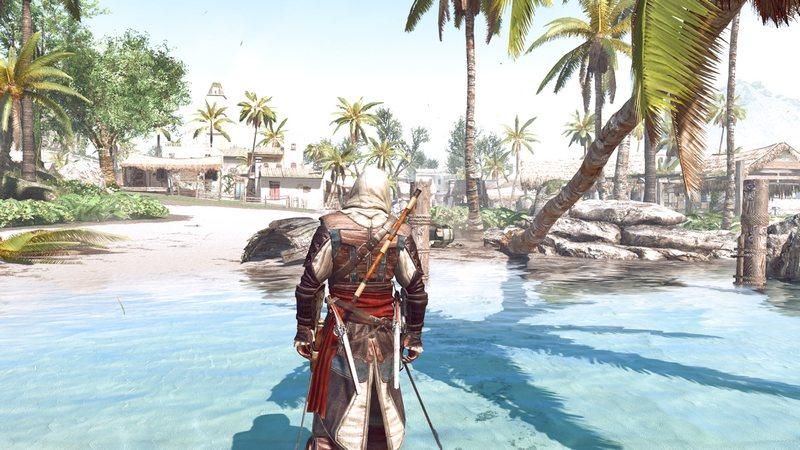 Nhận miễn phí Assassin's Creed IV: Black Flag - Huyền thoại series sát thủ tại đây!