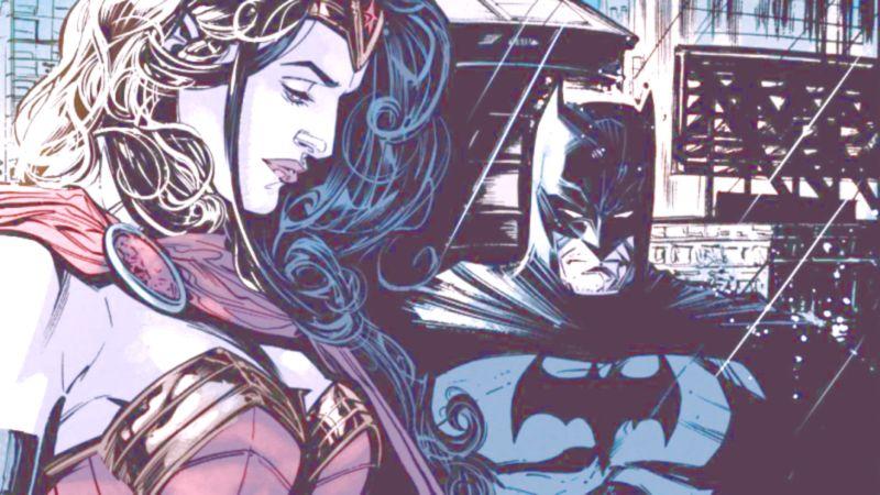 Đám cưới Batman với Catwoman phá sản dưới tay Wonder Woman