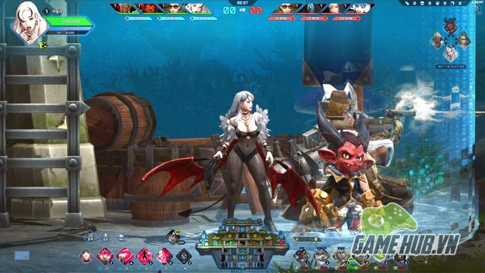 Download free Hyper Universe – a unique MOBA game that never