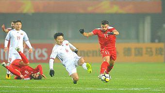 Xuân Trường vẫn là cầu thủ U23 Việt Nam duy nhất xuất hiện trong FIFA 18