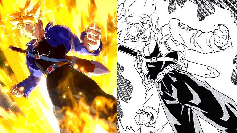 Dragon Ball FighterZ - Game 7 Viên Ngọc Rồng giống truyện đến giật mình