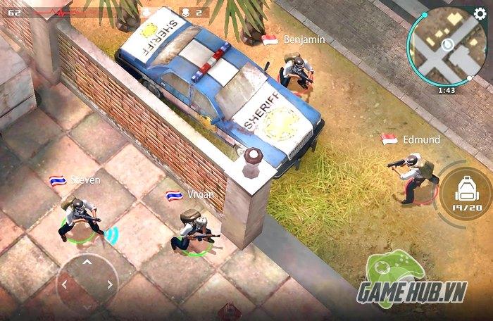 Last Fire Survival: Battleground - Khi PUBG Mobile theo style Alien Shooter