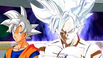 Goku lộ form cuối khi trở thành bậc thầy của Cực Hạn Bản Năng