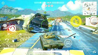 Armored Warfare: Assault - Game đấu Tank siêu khủng chính thức nã pháo Mobile