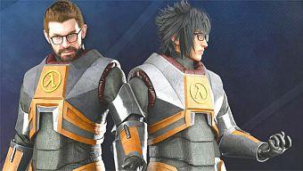 Final Fantasy 15 cho game thủ nhập vai huyền thoại Half-Life