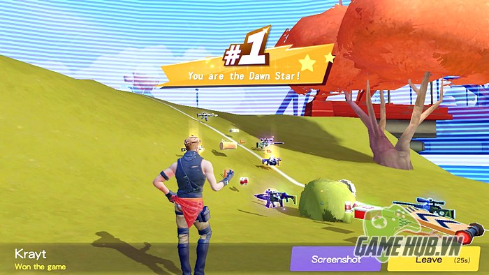 Giật mình với Fortcraft - Game ăn theo Fortnite Mobile của NetEase - ảnh 2