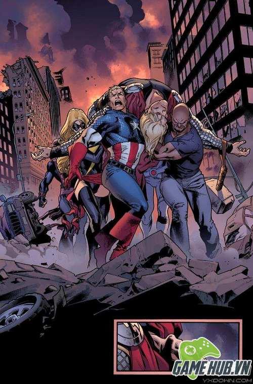 Top 10 Avengers có cái chết bi thảm nhất trong Marvel Comics (P.2) - ảnh 6