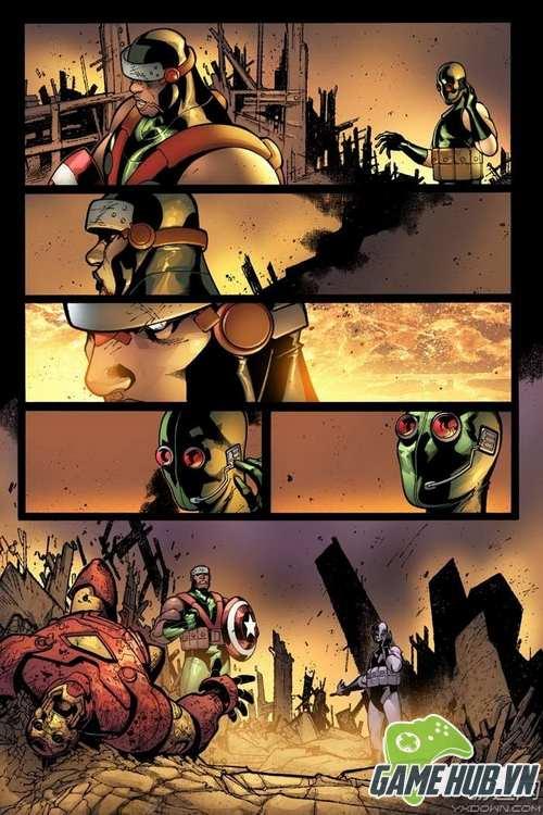 Top 10 Avengers có cái chết bi thảm nhất trong Marvel Comics (P.2) - ảnh 13