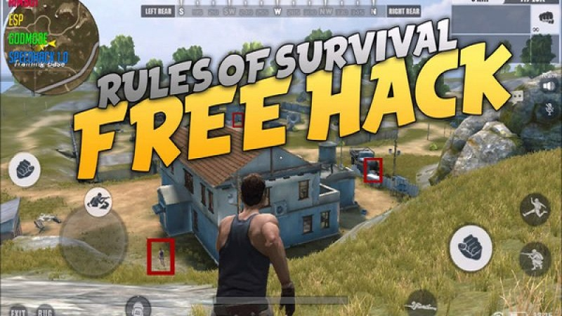 Chủ quán net Việt chia sẻ phần mềm chống hack, cheat Rules of Survival
